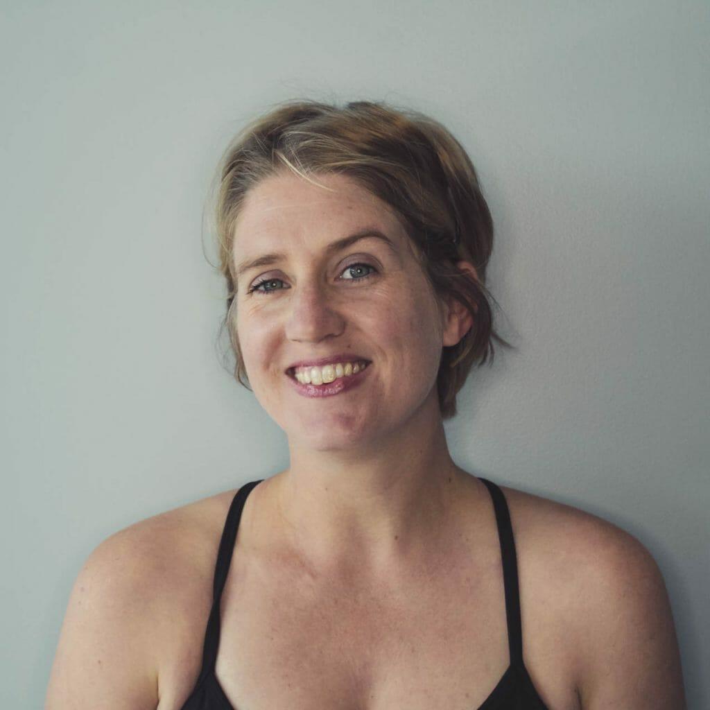 Sarah Blunkosky yoga teacher trainer