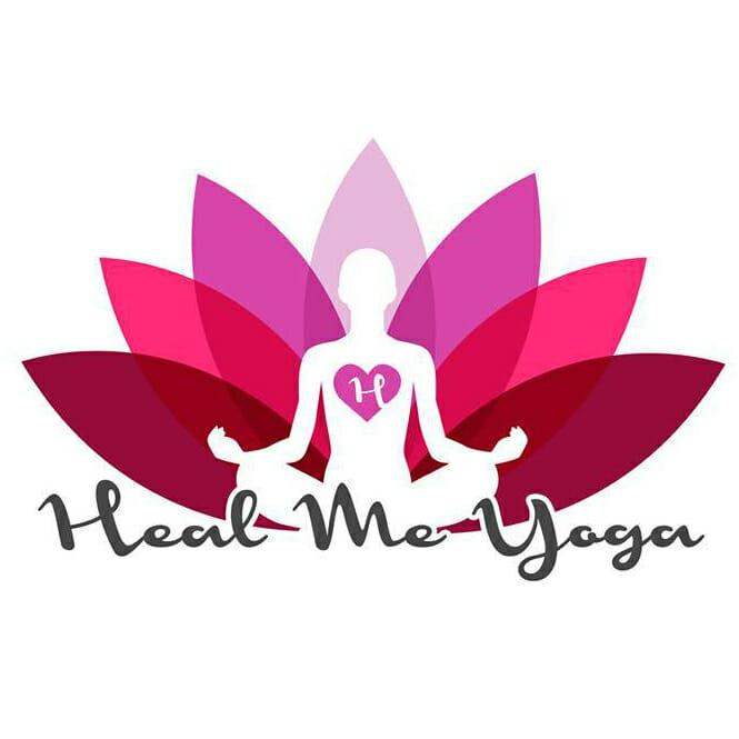 heal me yoga logo