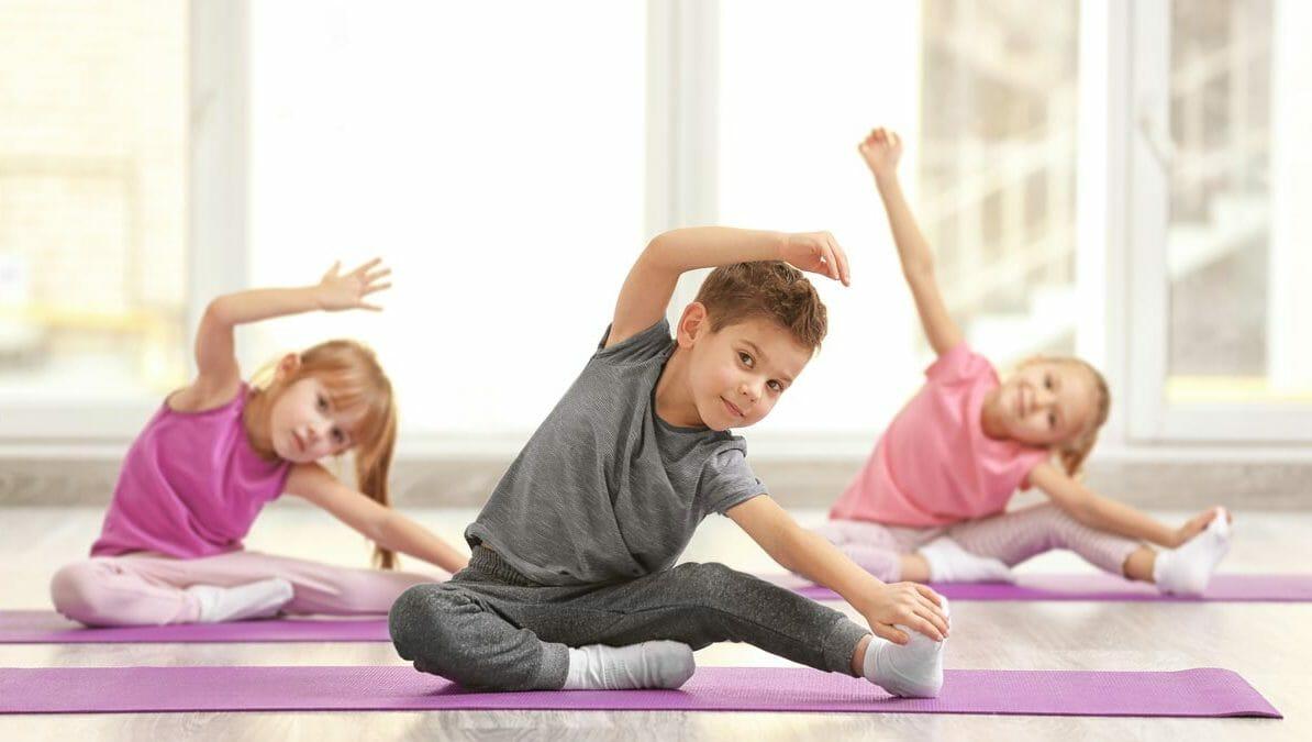 children yoga teacher certification course