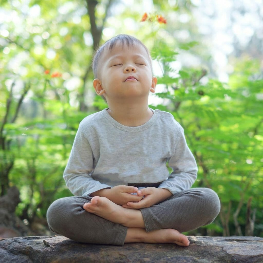 children mindfulness meditation course